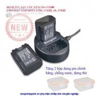 Combo 2 pin và Sạc Đôi Kingma for sony NP-FZ100