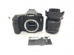 Combo Canon 60D+lens 18-55