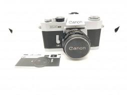 Combo Canon EXauto và lens 50f1.8