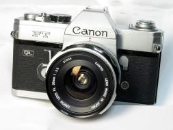 Combo Canon FT và lens 50f1.8 sưu tầm