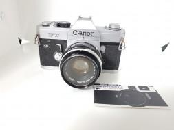 Combo Canon FT và lens 50f1.8