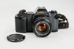 Combo Canon T50 và lens 50f1.8