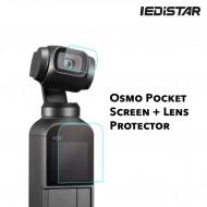 Combo dán bảo vệ màn hình và lens Osmo pocket