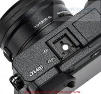 Combo dán da bảo vệ body sony A6400 A6300 và lens kit 16-50