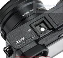 Combo dán da bảo vệ body sony A6500 và lens kit 16-50