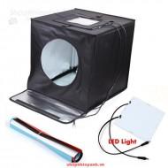 Combo Hộp chụp led siêu sáng cao cấp (60 cm)