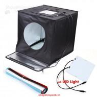 Combo Hộp chụp 80 led siêu sáng cao cấp (40 cm)