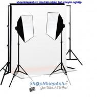 Combo kit chụp ảnh sản phẩm M1 Pro (Led chỉnh nhiệt độ màu)
