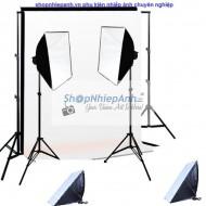 Combo kit chụp ảnh sản phẩm M2 Pro (Led chỉnh nhiệt độ màu)