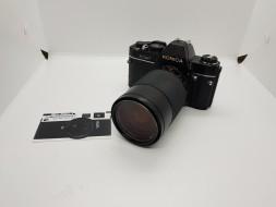 Combo Konica Acom-1 và lens 35-70f3.5