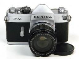 Combo Konica FM trưng bày