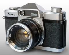 Combo Kowa SE và lens 50f1.9