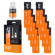 Combo lau sensor aps-c crop K&F concept sensor cleaning swab kit