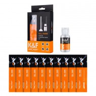Combo lau sensor fullframe K&F concept sensor cleaning swab kit