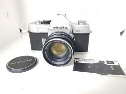 Combo Minolta SR-1 và lens 55f1.8