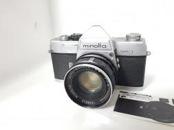 Combo Minolta SR-1 và lens 55f2