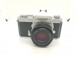 Combo Nikomat FT và lens 50f1.8 series E