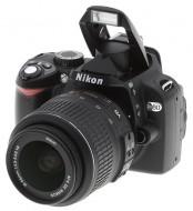 Combo Nikon D60 và lens 18-55 VR