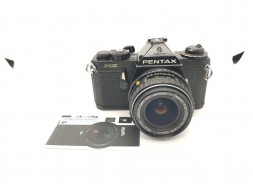 Combo Pentax ME và lens 28f3.5