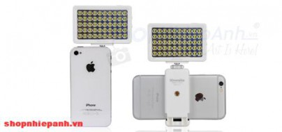 Commlite CM-L50 6000K adjustable mini led