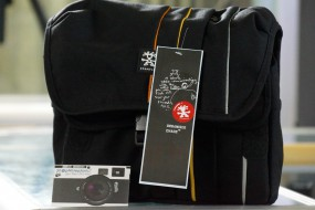 Crumpler jackpack 4000 original Black dark