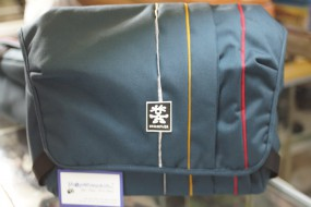 CRUMPLER JACKPACK 7500 ORIGINAL BLUE LIGHT