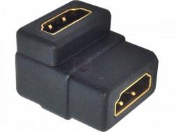 đầu nối HDMI female-HDMI female hình chữ L