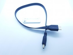 Dây dẹp HDMI to HDMI 50 cm