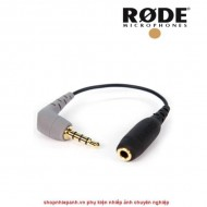 Dây kết nối Rode SC4 (TRS to TRRS adaptor)