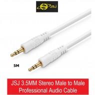 Dây nối 3.5mm male-male 5m JSJ