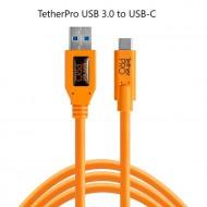 Dây TetherPro USB 3.0 to USB-C - Dài 4.6m -Dây kết nối máy ảnh và Máy tính USB