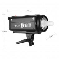 Đèn flash studio Godox DP400 II(công suất 400Ws)