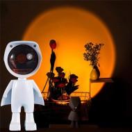 Đèn hoàng hôn robot Sunset Lamp