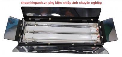 Đèn Kino 2 bóng LED điều chỉnh được nhiệt độ màu 3200-5500k