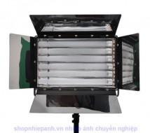 Đèn Kino 6 Bóng Led Chỉnh Được Nhiệt Độ Màu 3200-5500k