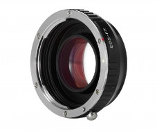 EOS-FX focal reducer speed booster