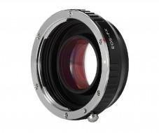 EOS-FX focal reducer speed booster