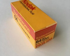 Film 120 Kodachrome iso 64