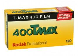 Film 120 Kodak Tmax 400 black white