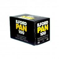 Film ILFORD PAN 100 black white (outdate)