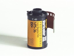 Film kodak vericolor III VPS (iso 160, 36 exp) outdate