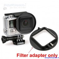 Filter adapter 52mm for gopro GP135