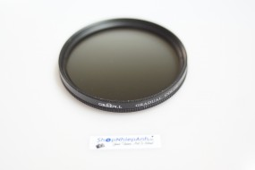 filter Gradual ND8 Green.L optical glass Japan