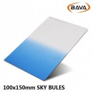 Filter Vuông BAVA SKY Blue Soft Resin Graduated Filter 100mm x 150mm