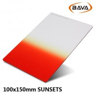 Filter Vuông BAVA Sunsets Soft Resin Graduated Filter 100x150mm (4x6in) For Camera