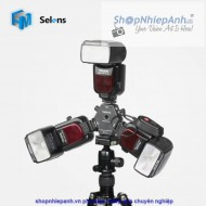 Flash Bracket Umbrella Selens 3 in 1 SE-31