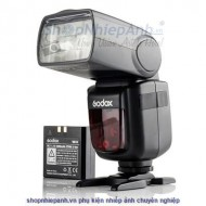 Flash Godox V860II TTL for Fujifilm