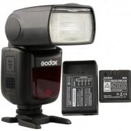 Flash Godox V860II TTL for Nikon (Kèm Pin Và Sạc)