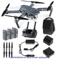Flycam DJI drone Mavic pro bản combo (North America)