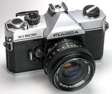 Fujica ST605 và lens fujinon 55f2